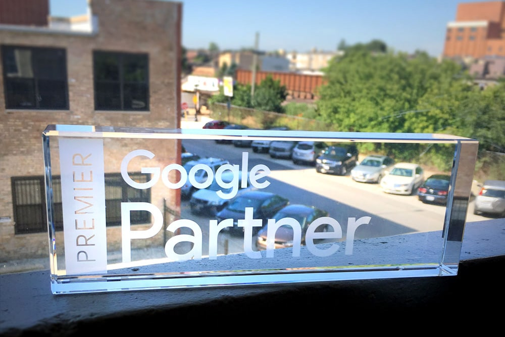 We've Leveled Up to Premier Google Partner Status
