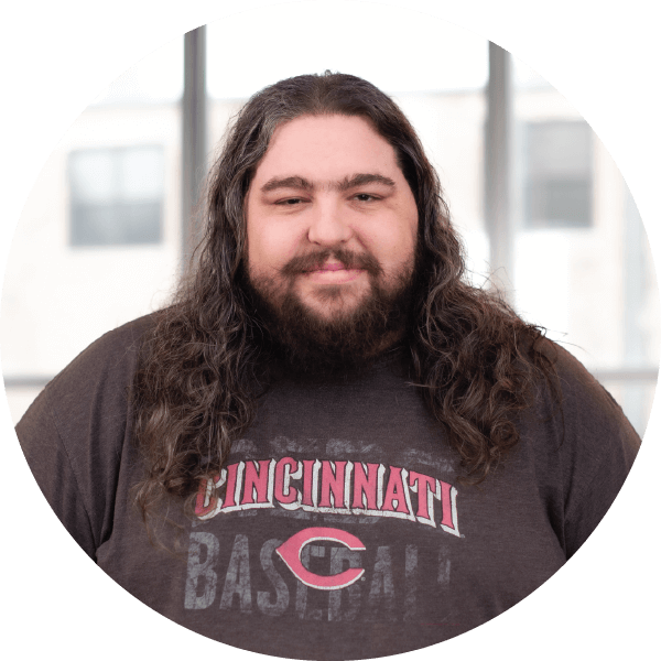 Nick, Lead Developer.