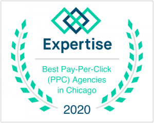 best PPC agency in chicago award
